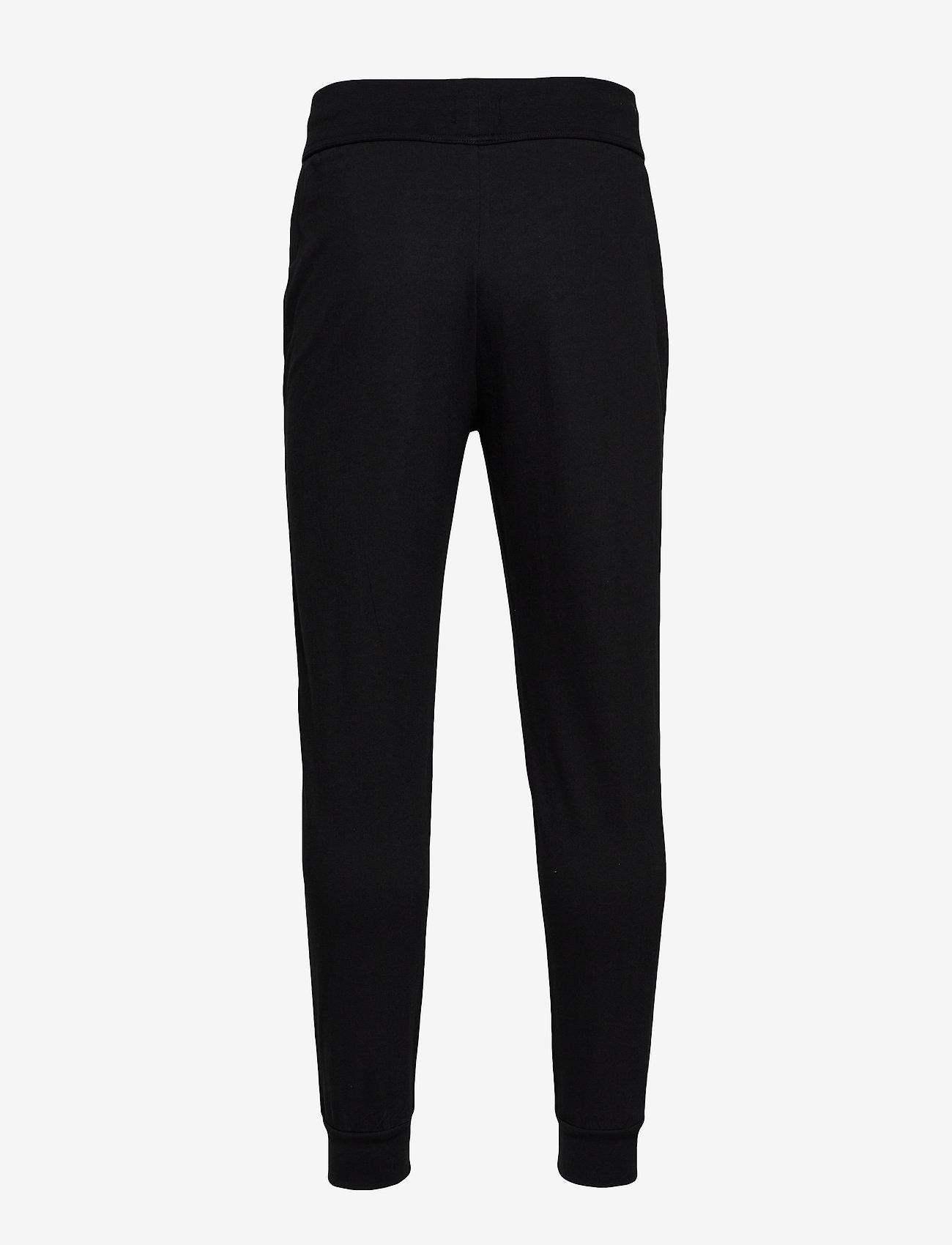 BOSS - Authentic Pants - collegehousut - black