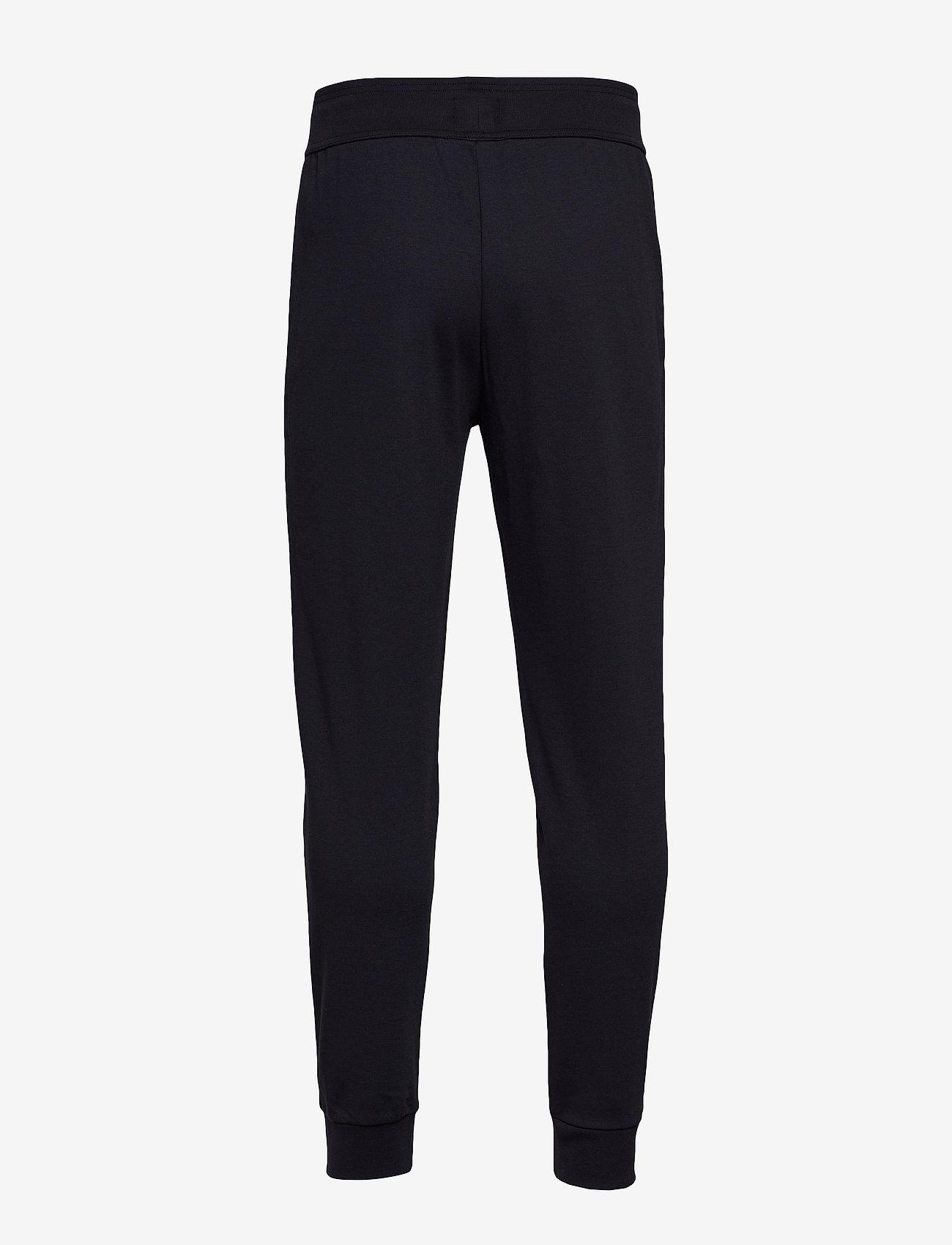 BOSS - Tracksuit Pants - collegehousut - blue