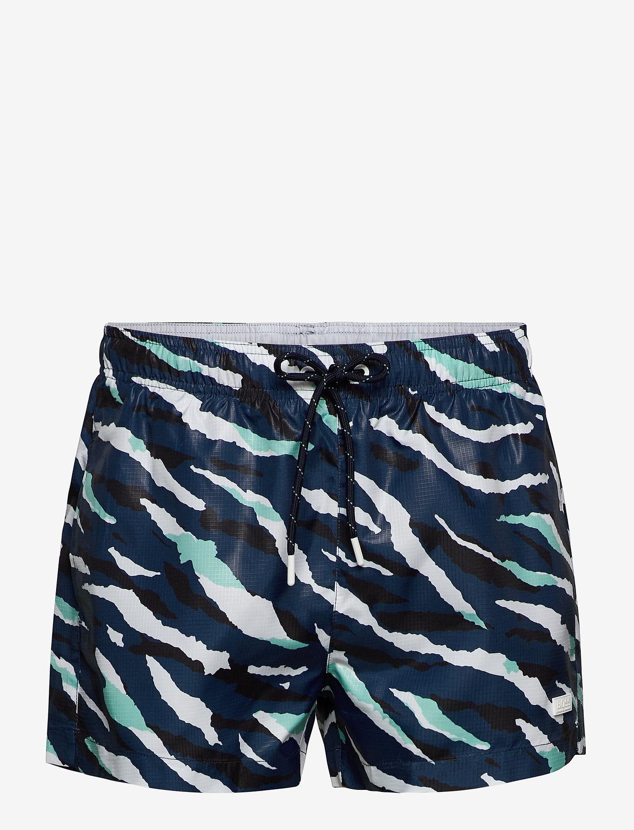 BOSS - Tigershark - uimashortsit - open blue