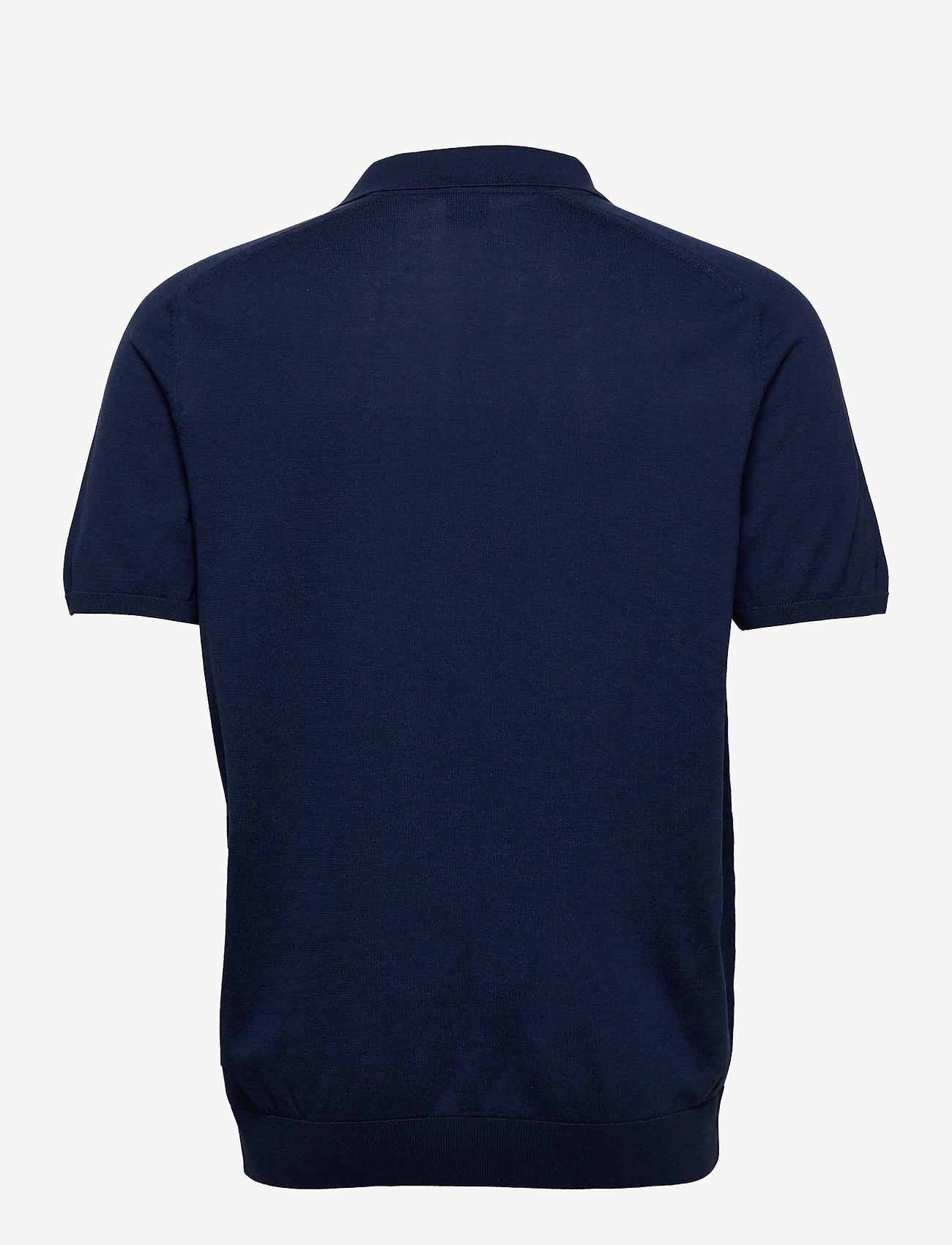 BOSS - Ipaolo - kortærmede - dark blue - 1