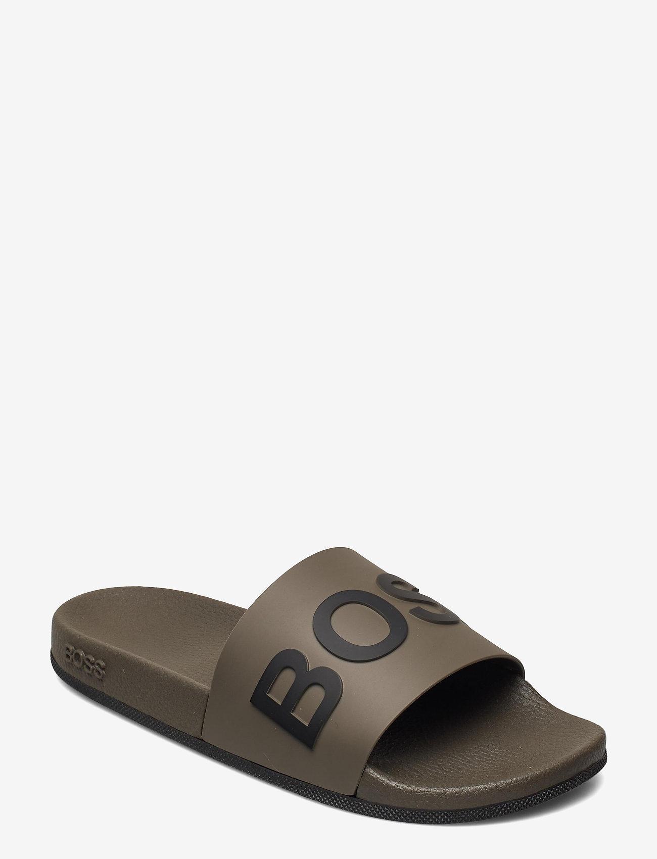 BOSS - Bay_Slid_rblg2 - pool sliders - dark green - 0