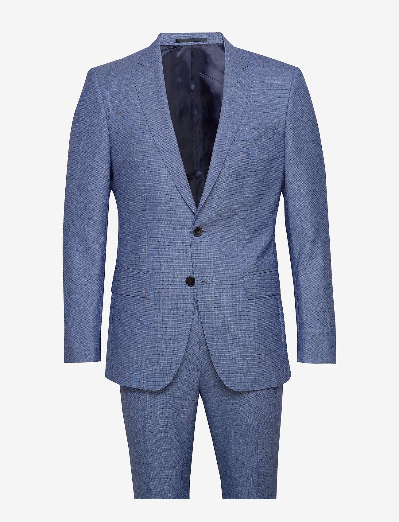 BOSS - Huge6/Genius5 - enkeltkneppede dresser - turquoise/aqua - 0