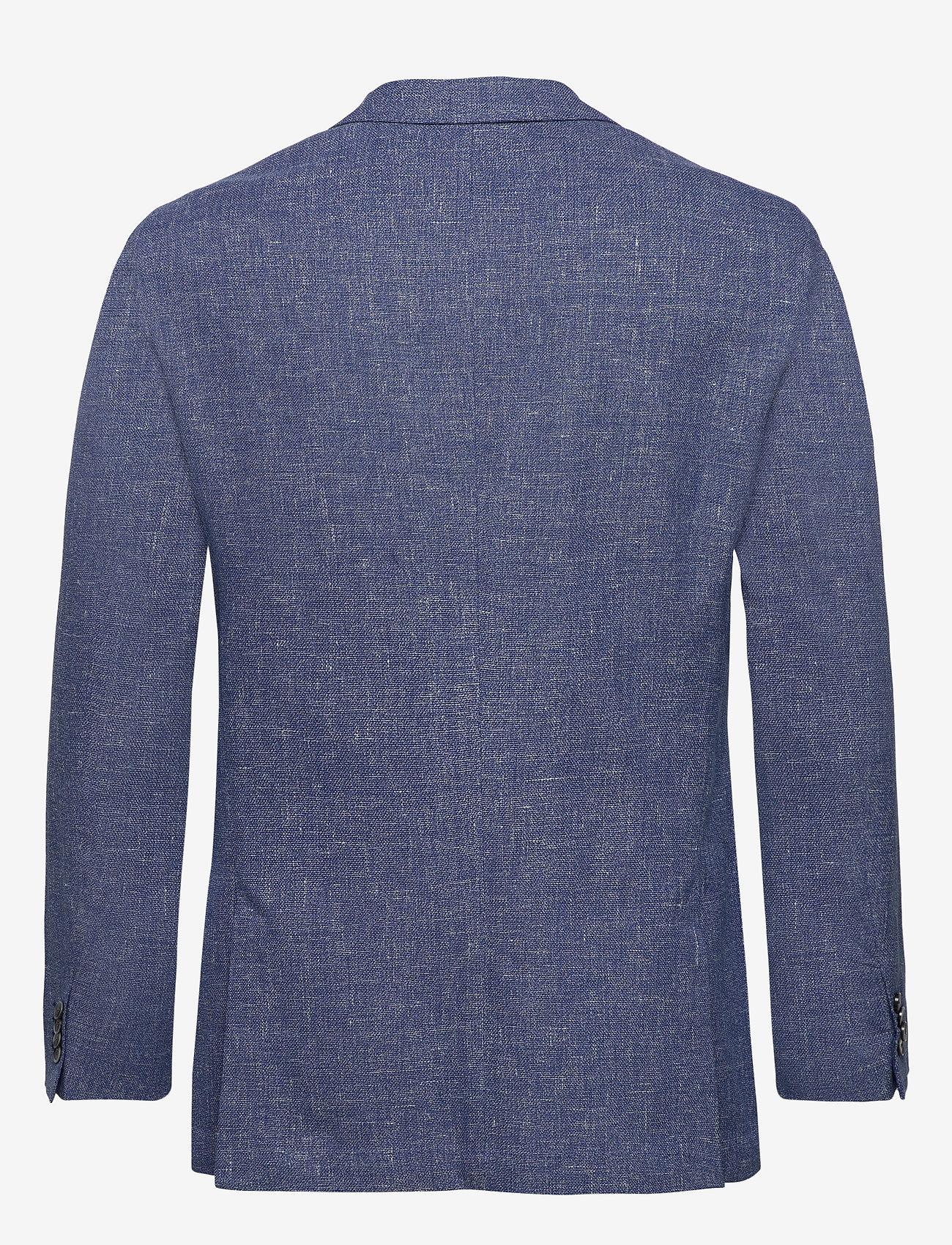BOSS - Haylon - enkeltradede blazere - open blue - 1