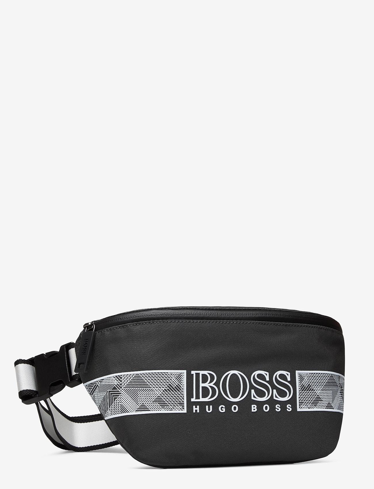 Boss Pixel O_bumbag Dark Grey