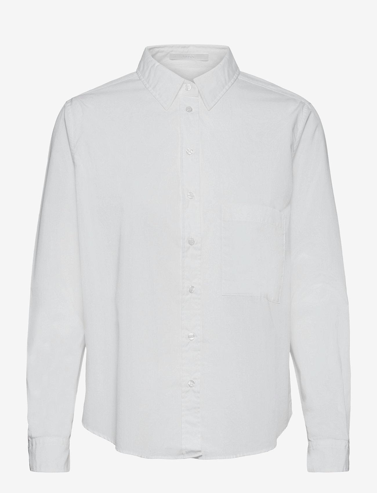 BOSS - C_Bemanew_1 - chemises à manches longues - white - 0
