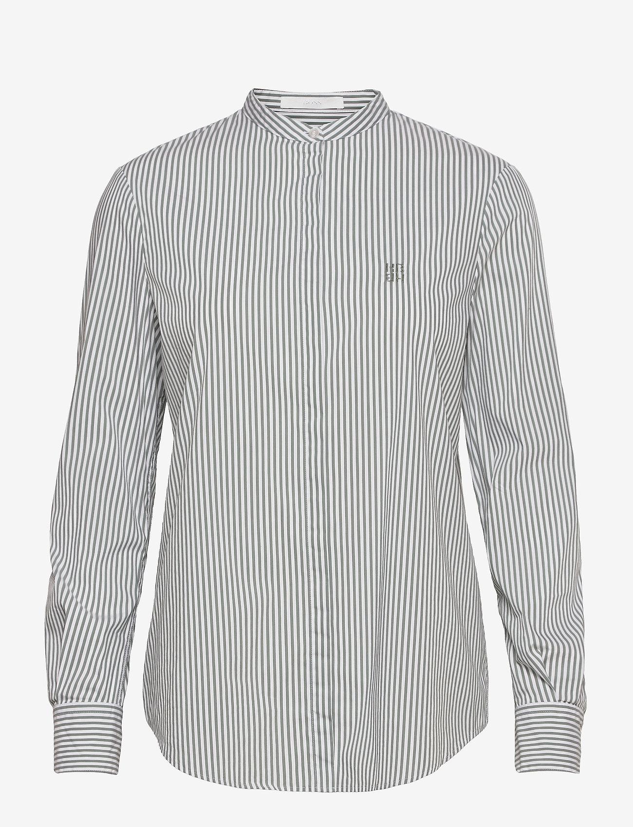 BOSS - C_Befelize_18 - chemises à manches longues - light/pastel green - 0