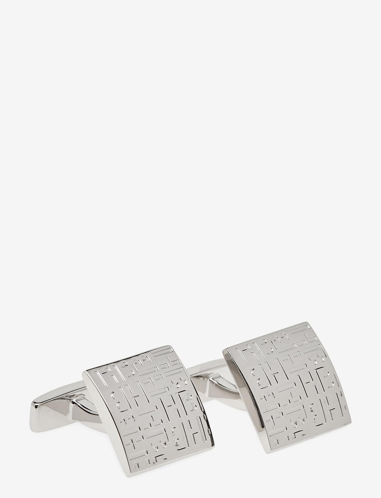 BOSS - HB iconic - manschettknappar - silver - 0