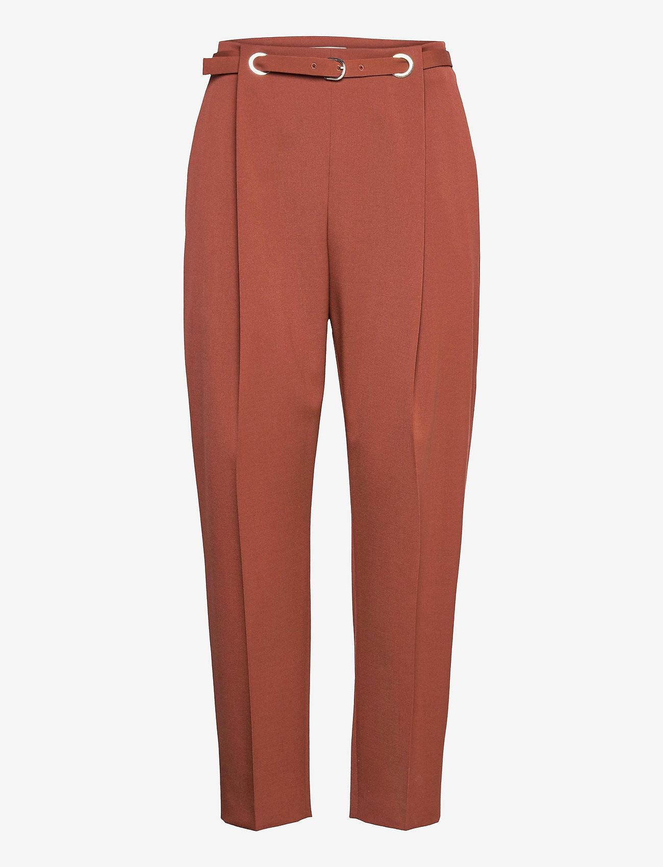 BOSS - Tawakea - pantalons droits - rust/copper - 0