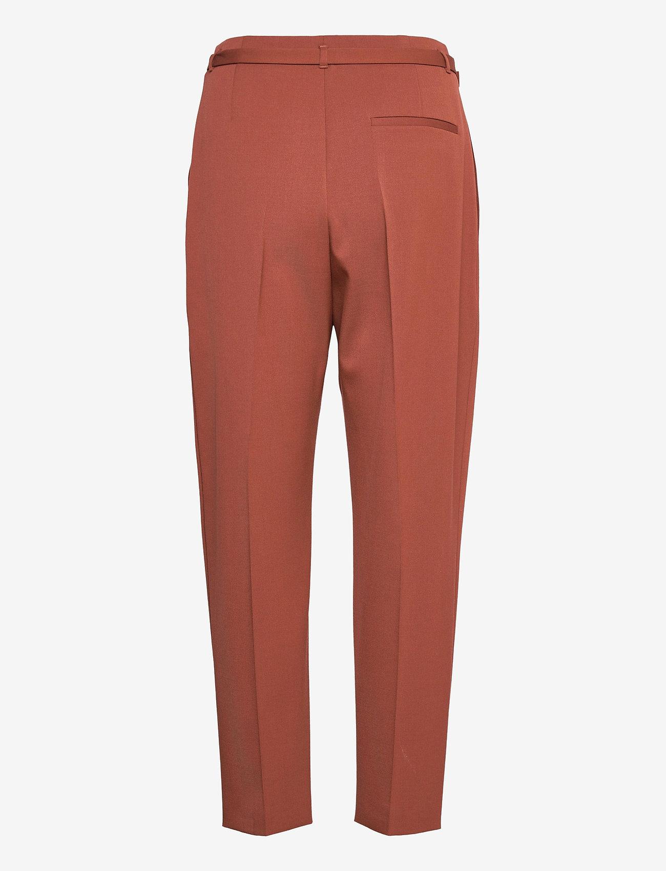 BOSS - Tawakea - pantalons droits - rust/copper - 1