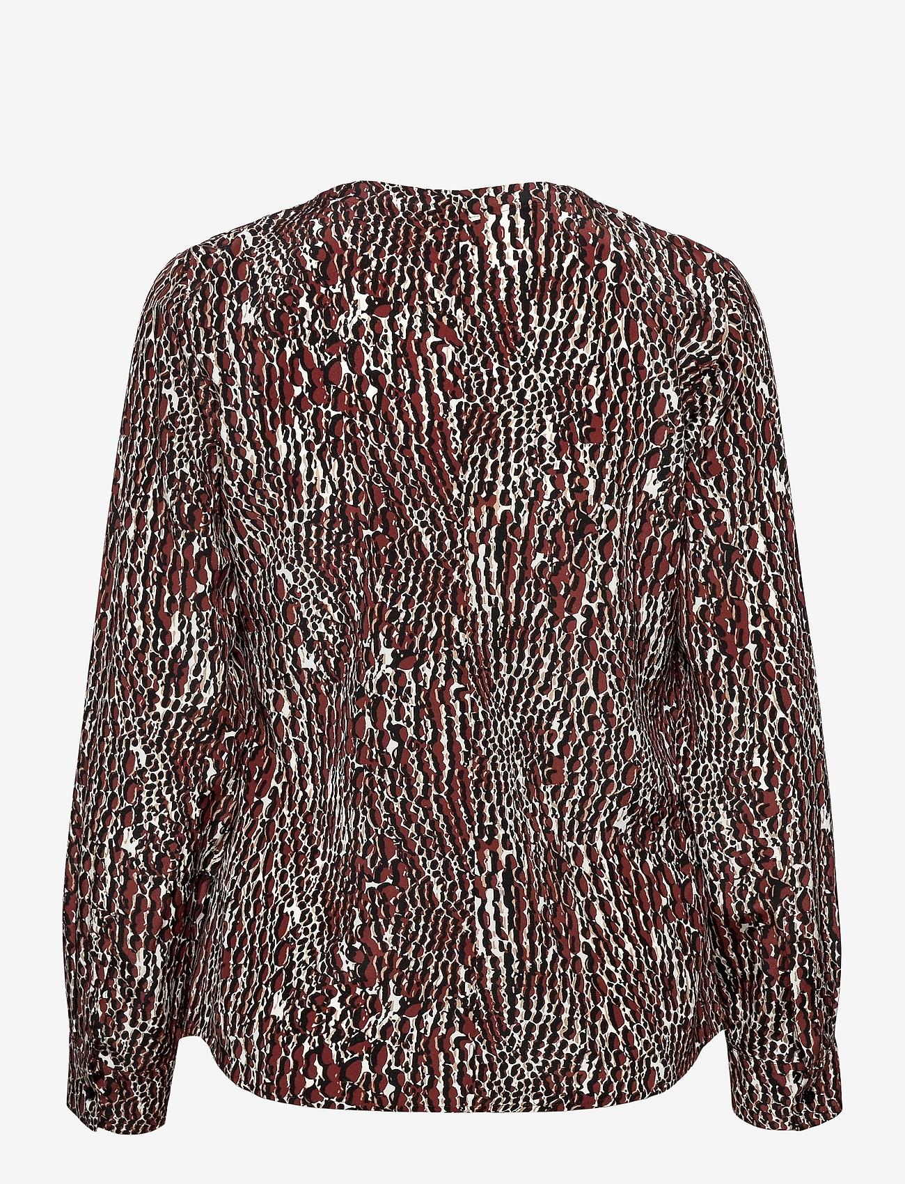 BOSS - Banora8 - blouses à manches longues - open miscellaneous - 1