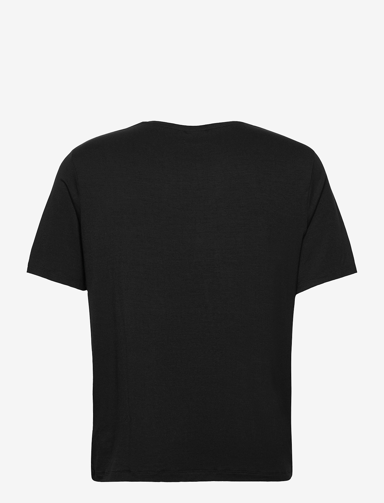 BOSS - Refined T-Shirt RN - pyjamas - black - 1