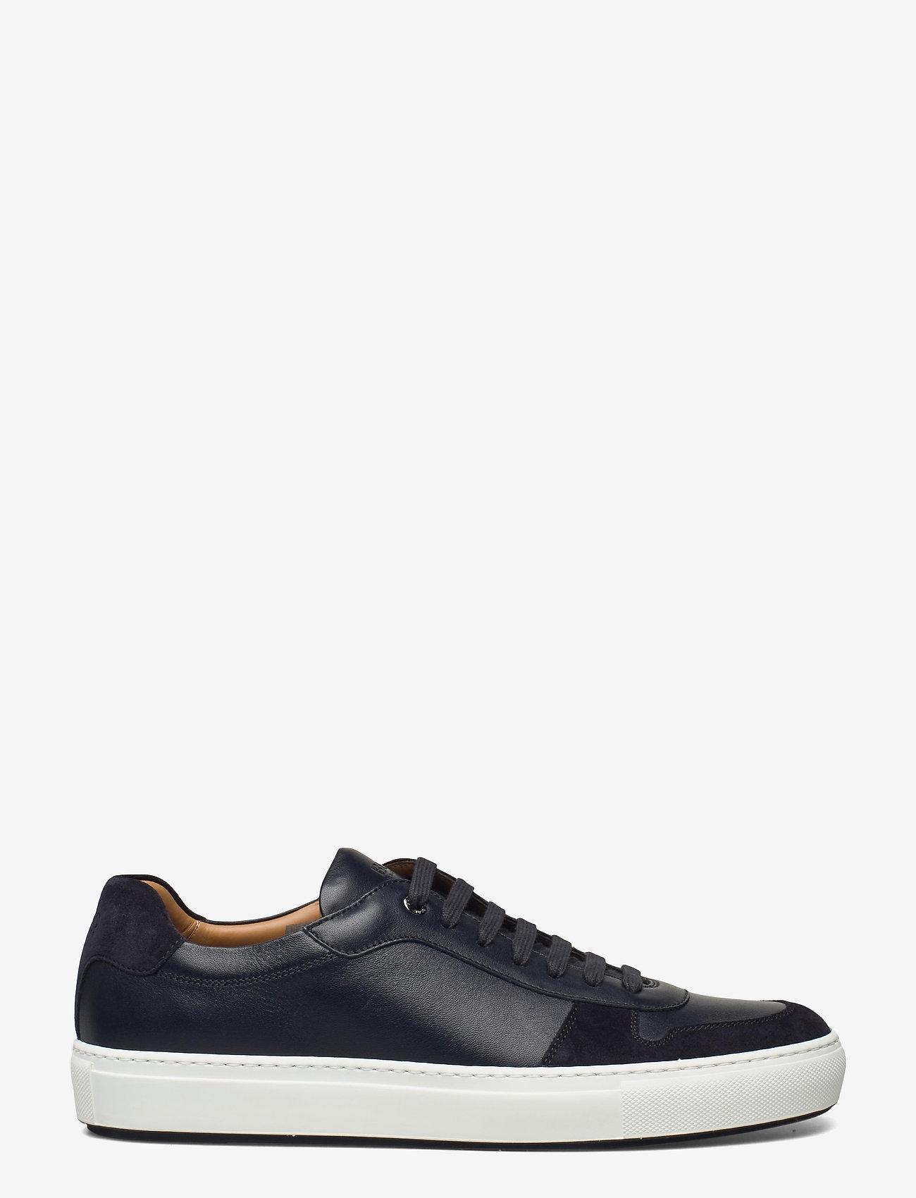 BOSS - Mirage_Tenn_oxns - låga sneakers - dark blue - 1