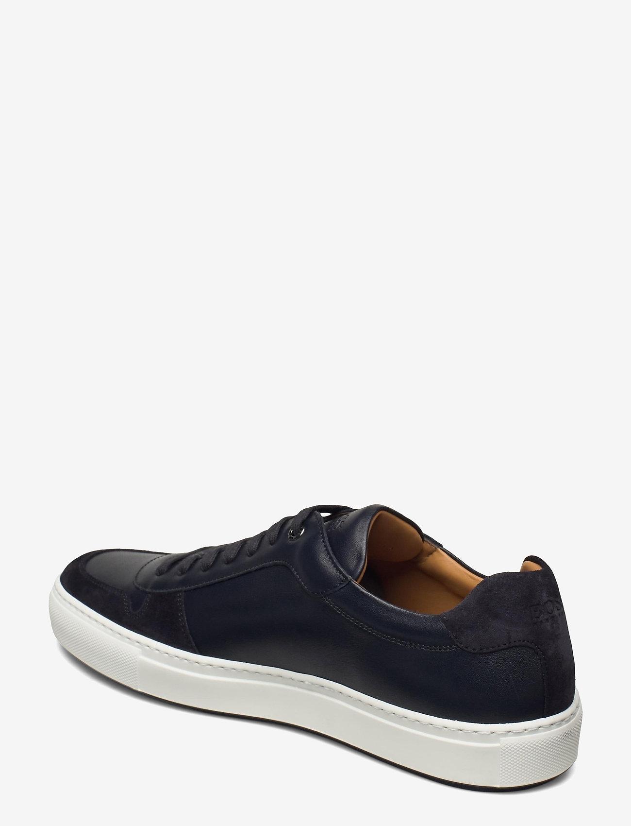 BOSS - Mirage_Tenn_oxns - låga sneakers - dark blue - 2