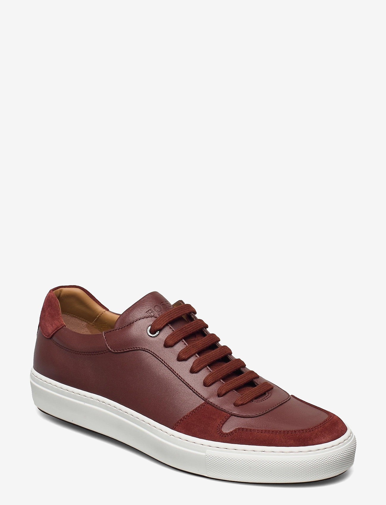 BOSS - Mirage_Tenn_oxns - låga sneakers - rust/copper - 1