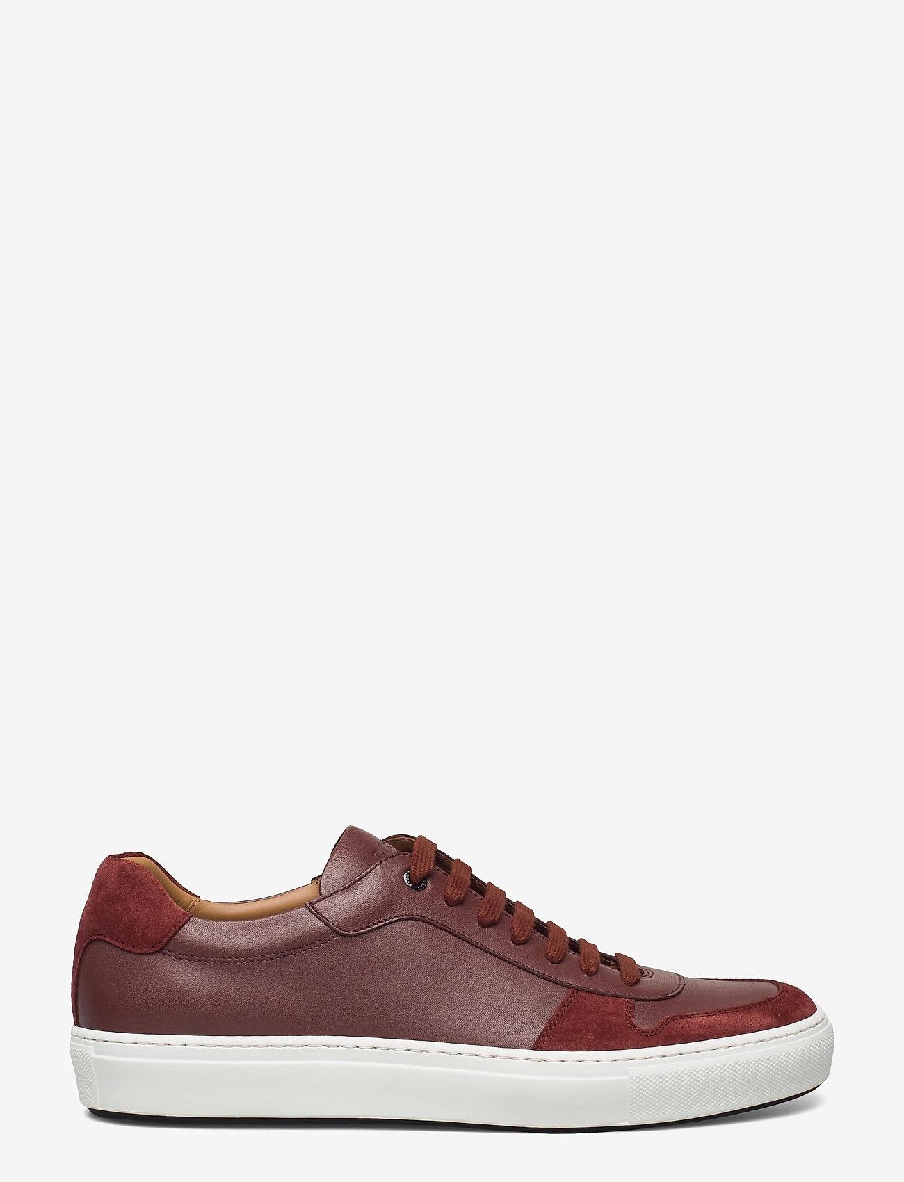 BOSS - Mirage_Tenn_oxns - låga sneakers - rust/copper - 0