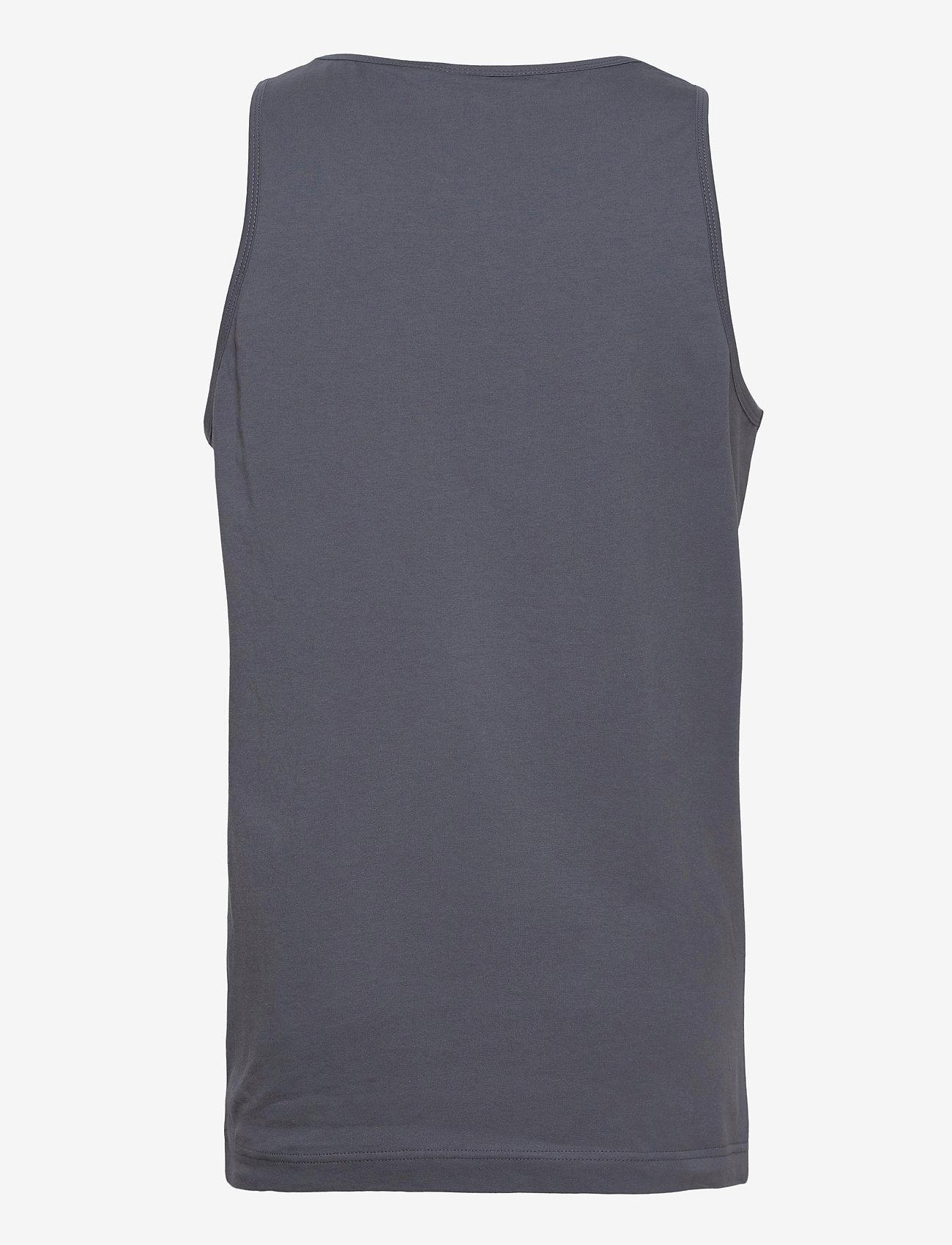 BOSS - Beach Tank Top - t-shirts basiques - dark grey - 1