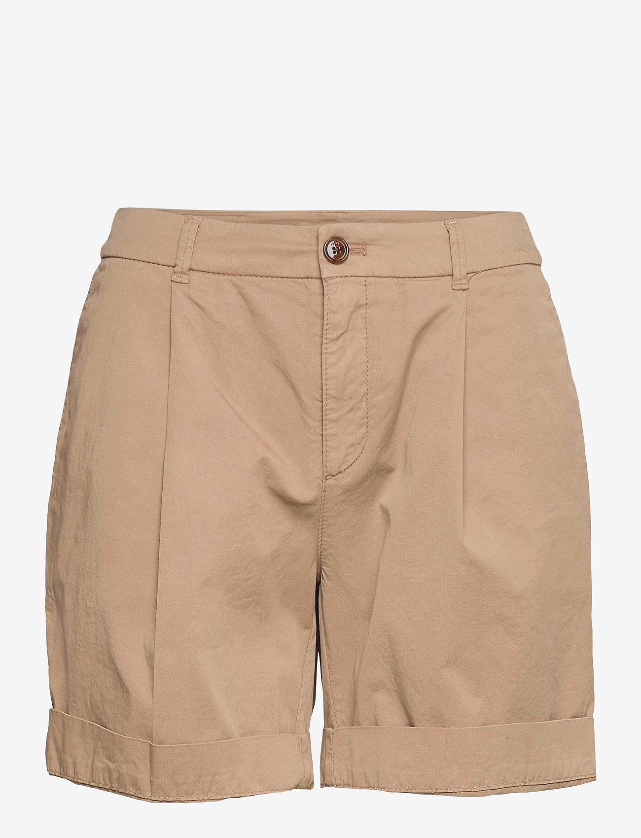 BOSS - C_Taggie-D - chino shorts - medium beige - 0