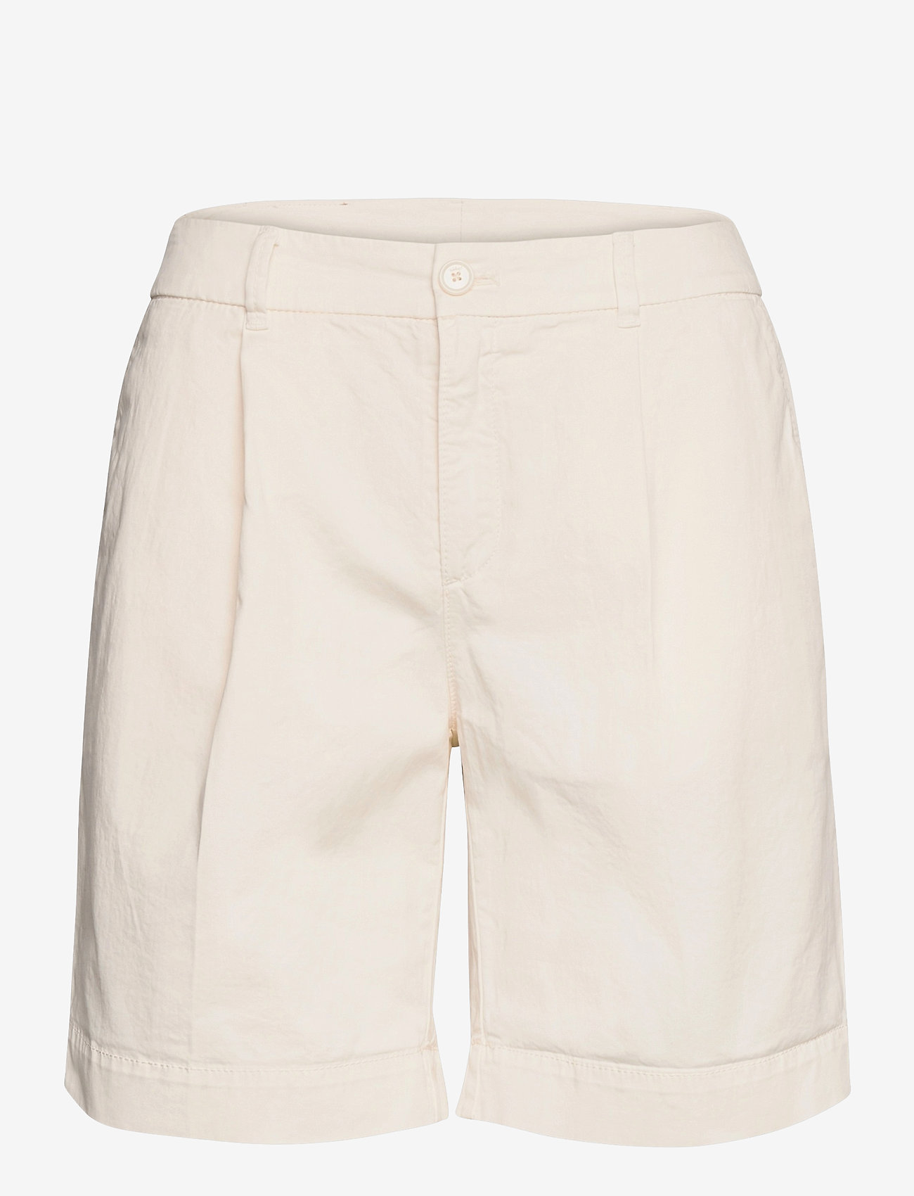 BOSS - C_Taggie-D - chino shorts - open white - 0