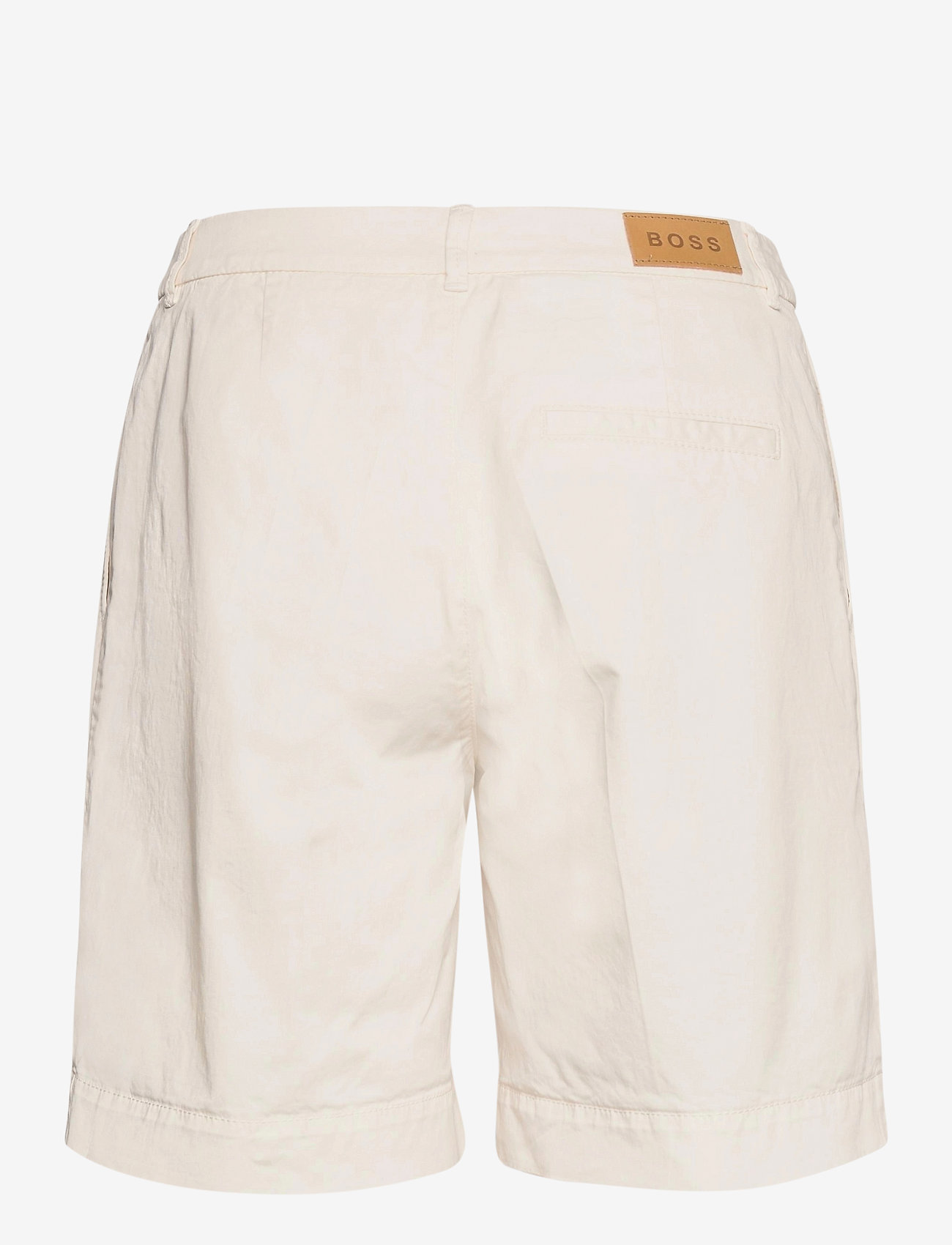 BOSS - C_Taggie-D - chino shorts - open white - 1