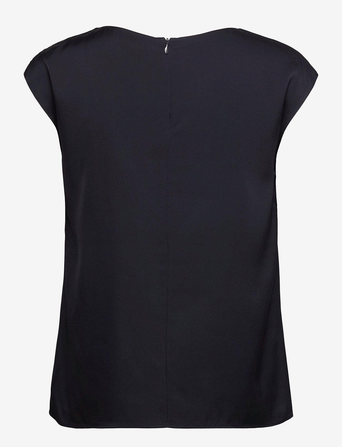BOSS - Ianno - blouses sans manches - open blue - 1