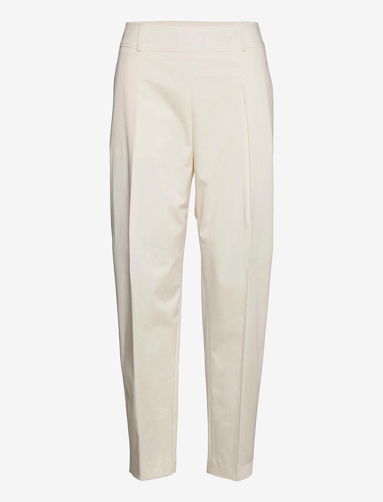 BOSS - Tindara - pantalons droits - open white - 0