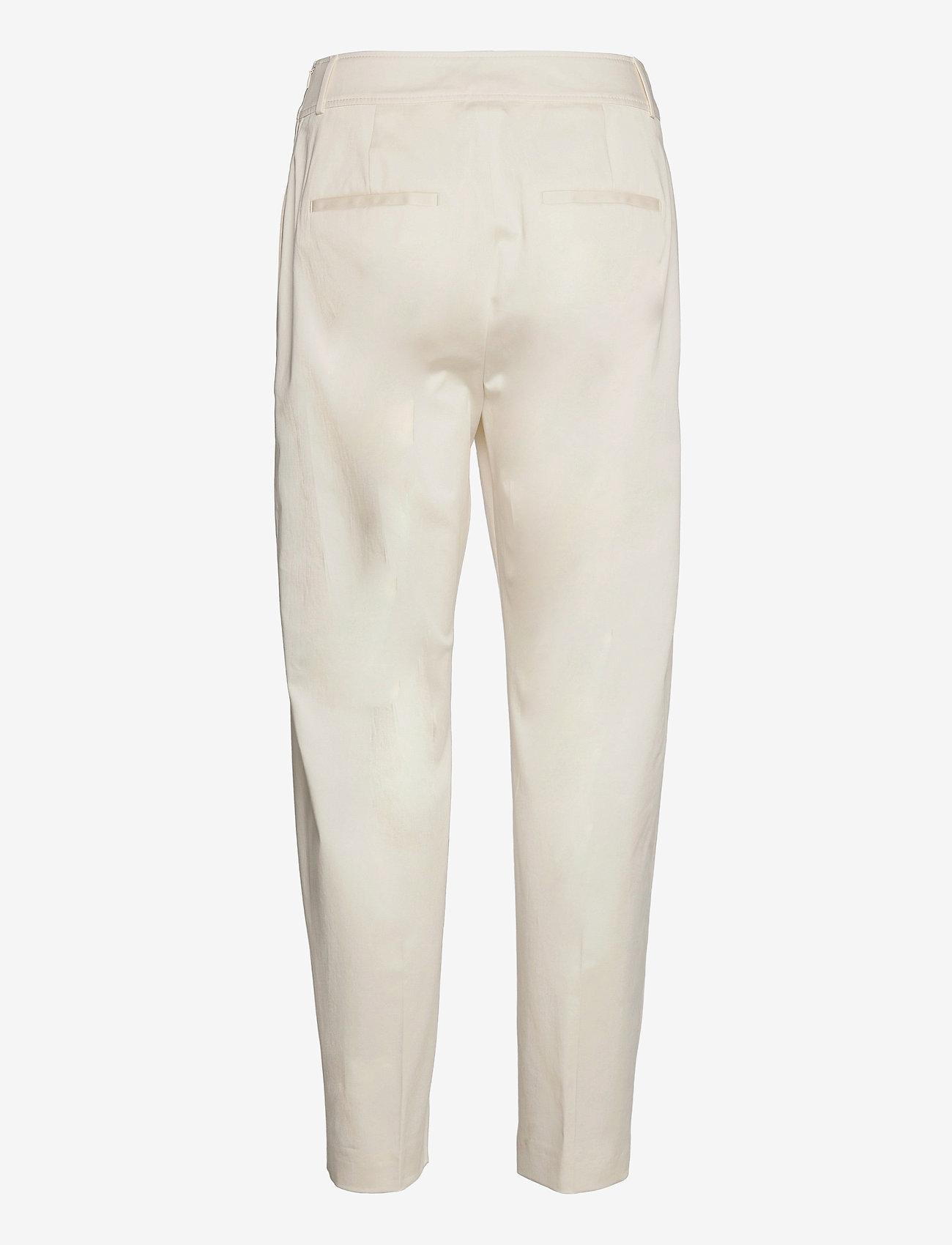 BOSS - Tindara - pantalons droits - open white - 1