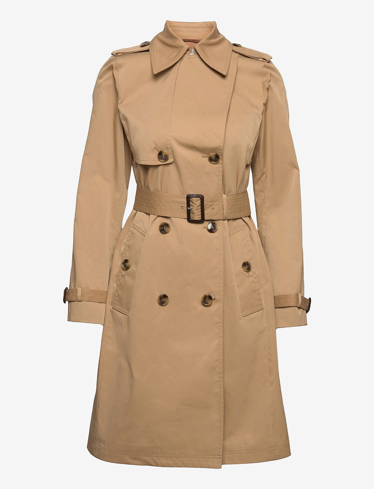 BOSS - Conry - trenchcoats - medium beige - 0