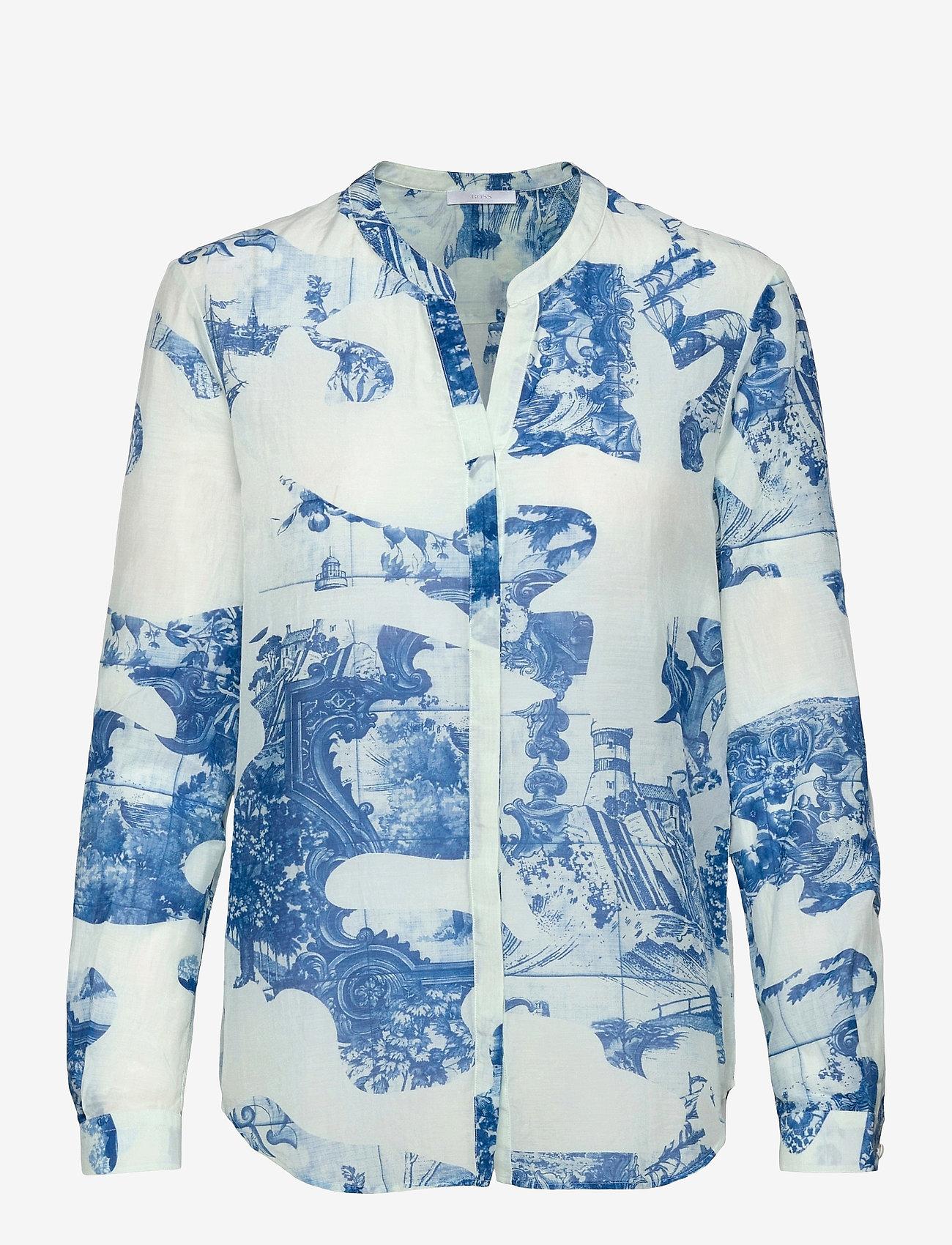 BOSS - C_Befelize_9 - blouses à manches longues - open miscellaneous - 0