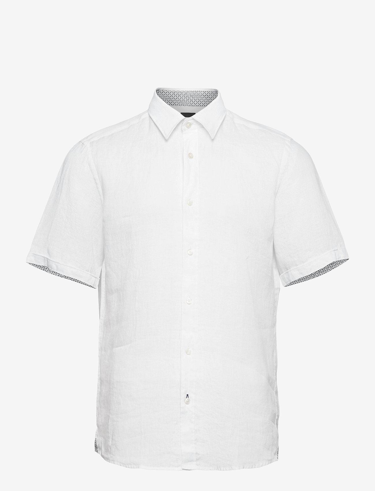 BOSS - Luka_2 - chemises basiques - white - 0
