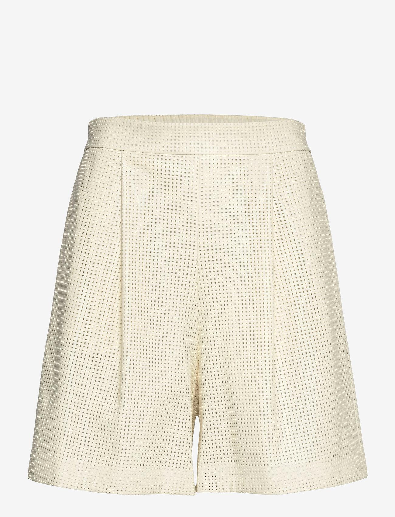 BOSS - C_Tafy - shorts casual - open white - 0