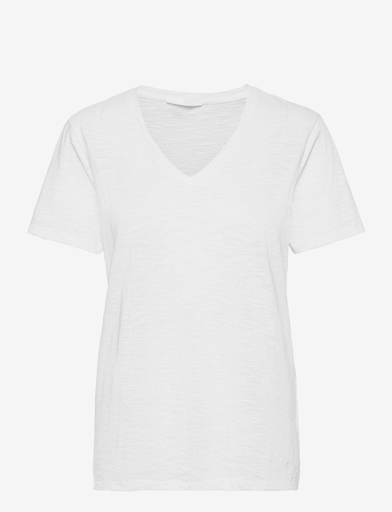 BOSS - C_Emodern - t-shirts - white - 0