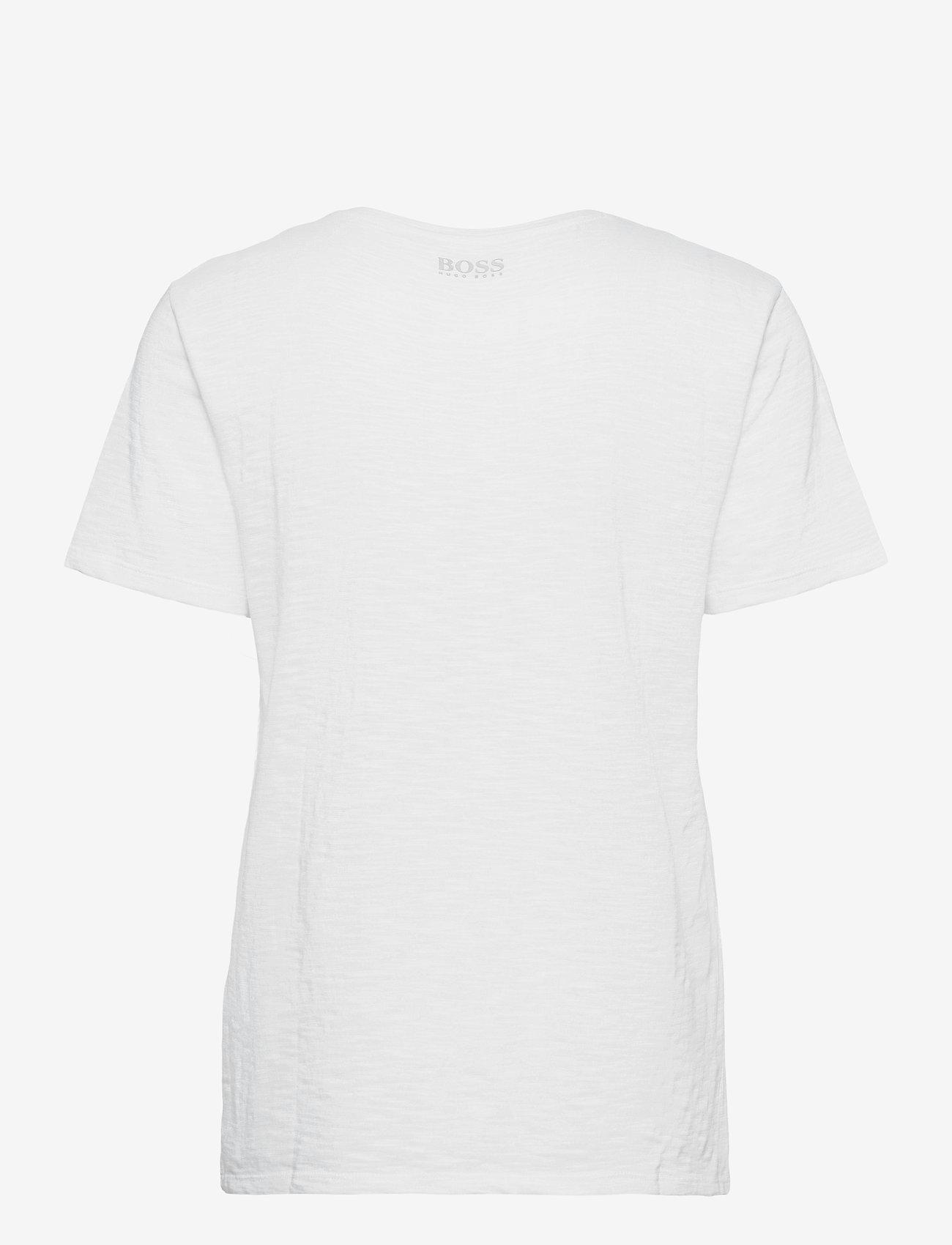 BOSS - C_Emodern - t-shirts - white - 1