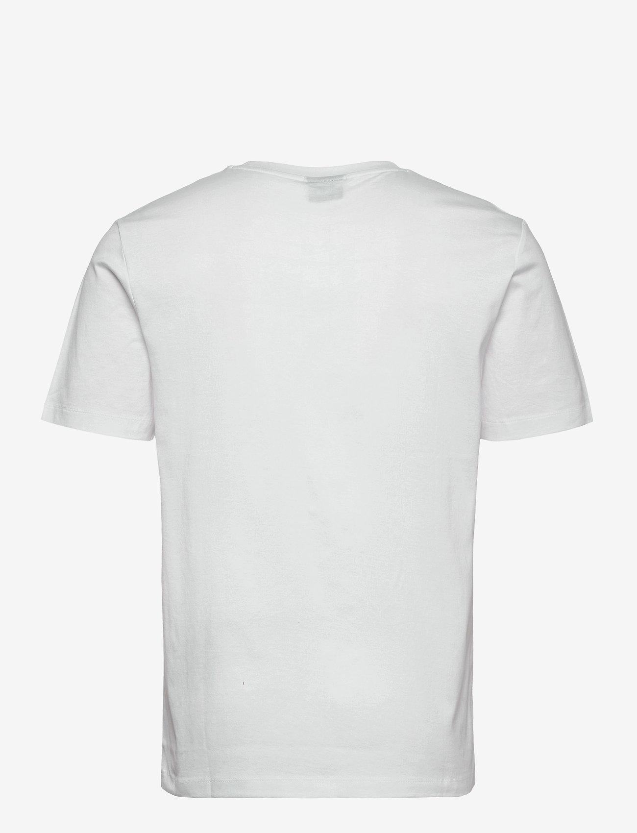 BOSS - Tiburt 215 - t-shirts à manches courtes - white - 1
