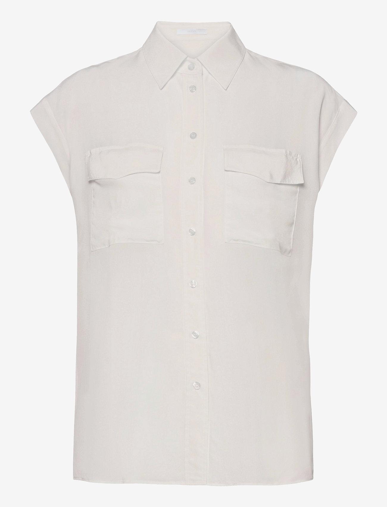 BOSS - C_Biventine - blouses sans manches - open white - 0