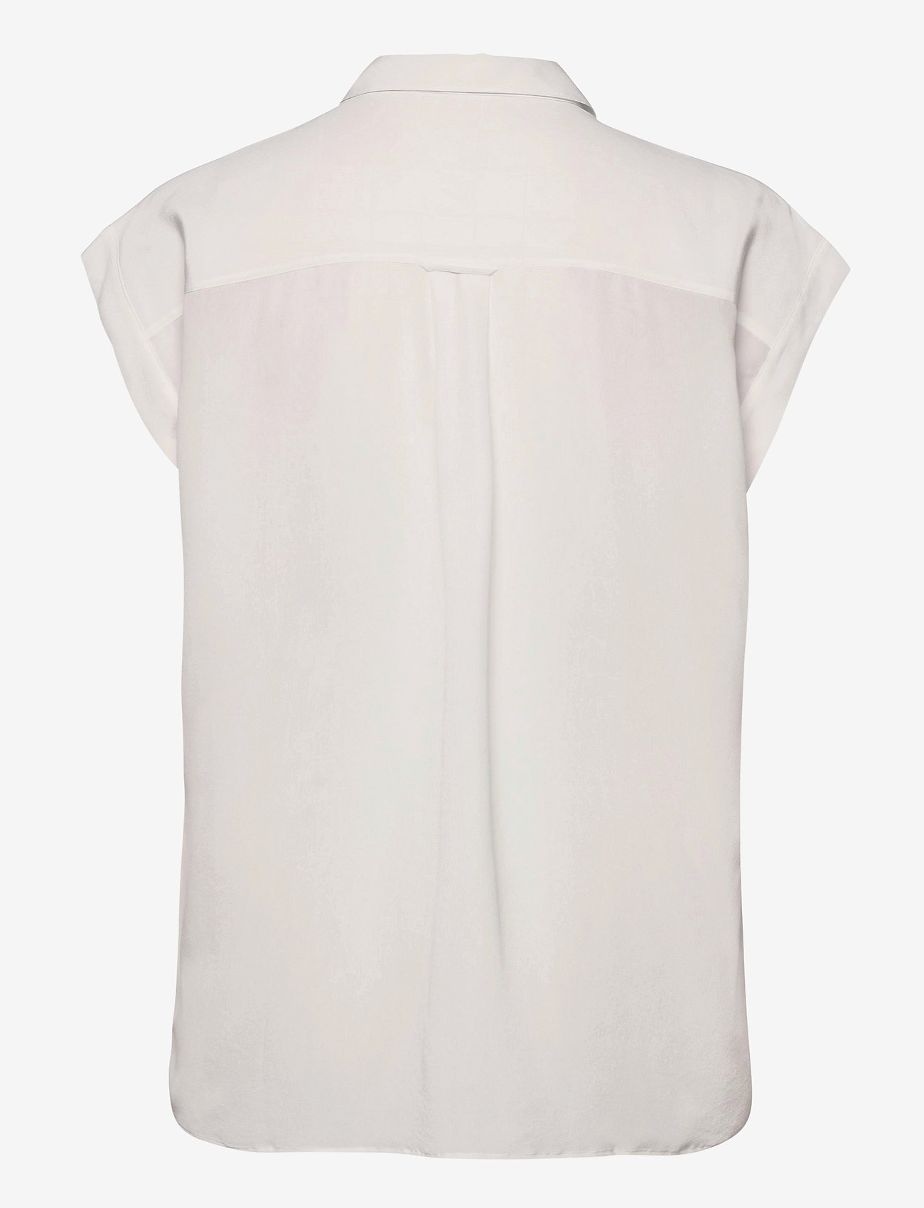 BOSS - C_Biventine - blouses sans manches - open white - 1