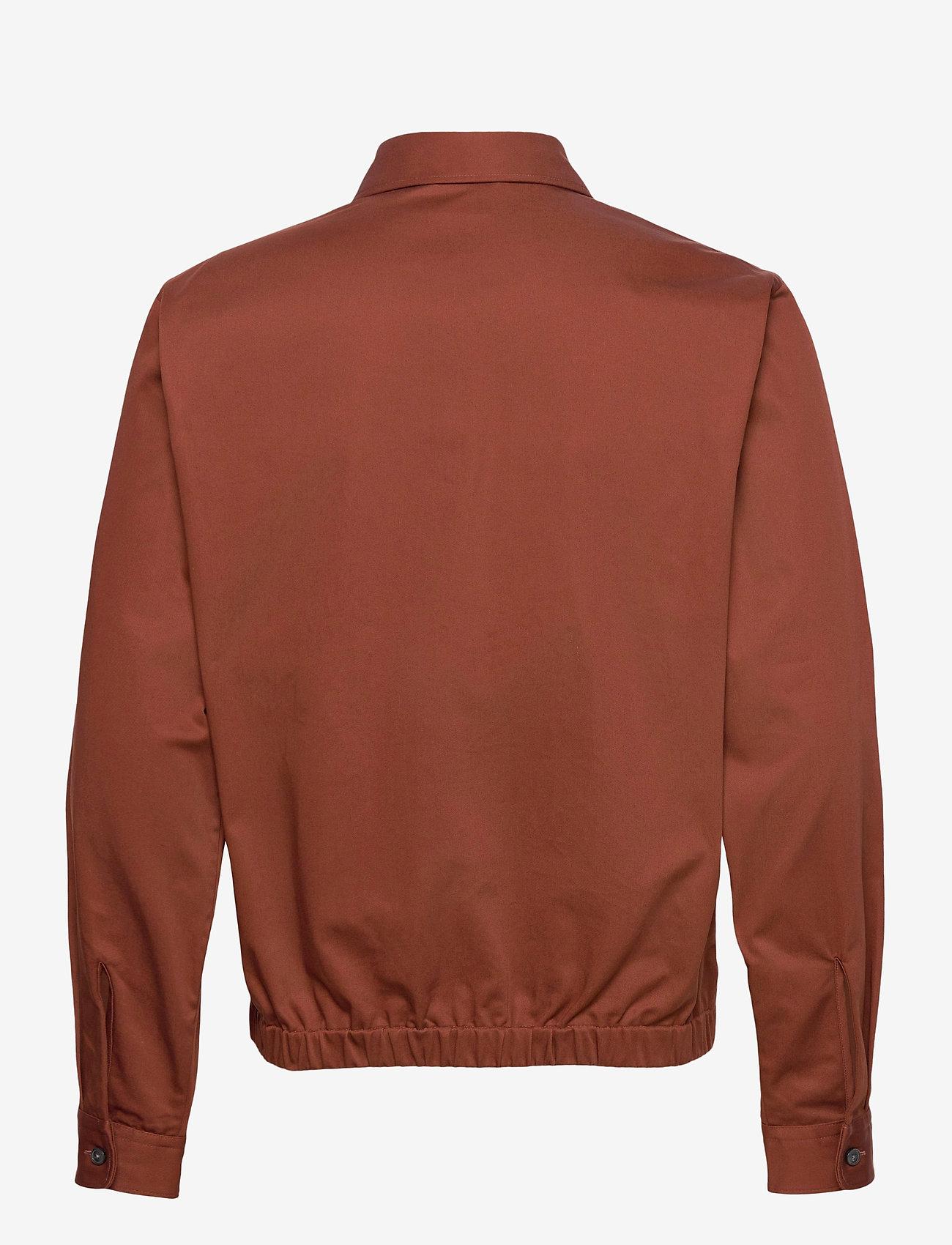 BOSS - Lawson_ZT - vêtements - rust/copper - 1