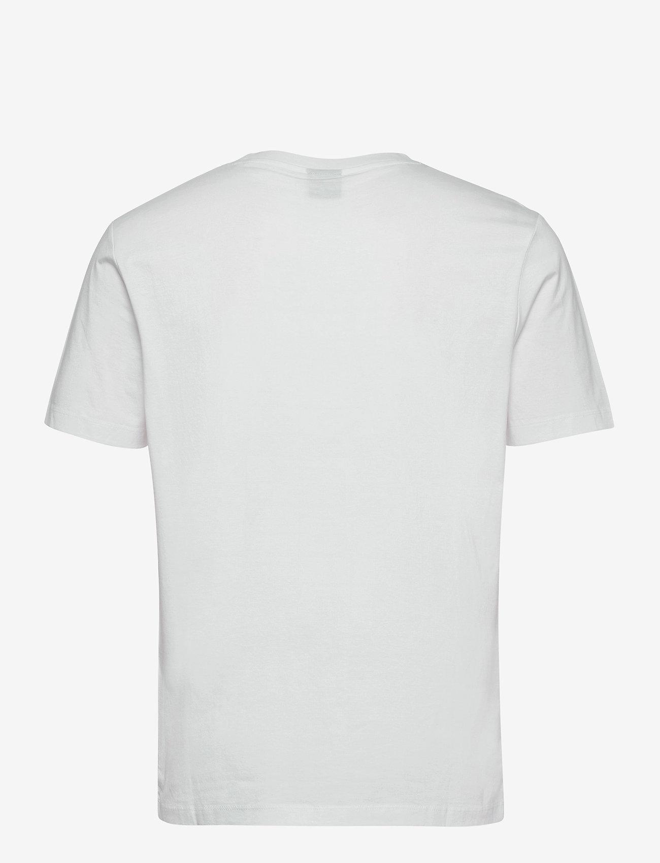 BOSS - Tiburt 231 - t-shirts à manches courtes - white - 1
