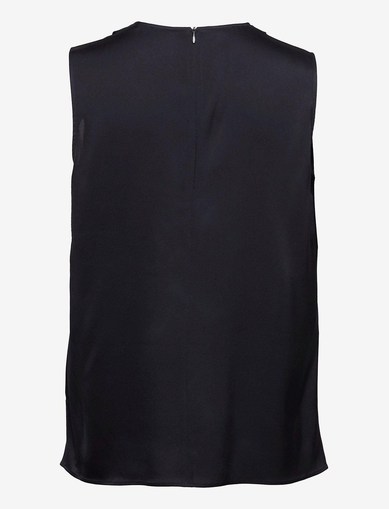 BOSS - Iemilyne - blouses sans manches - open blue - 1