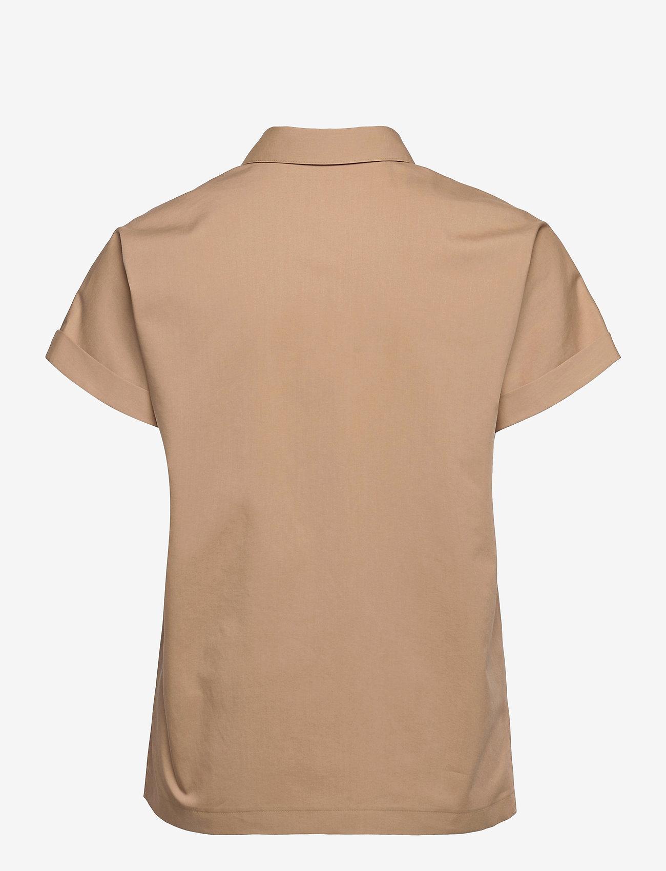 BOSS - Baranda - chemises à manches courtes - medium beige - 1