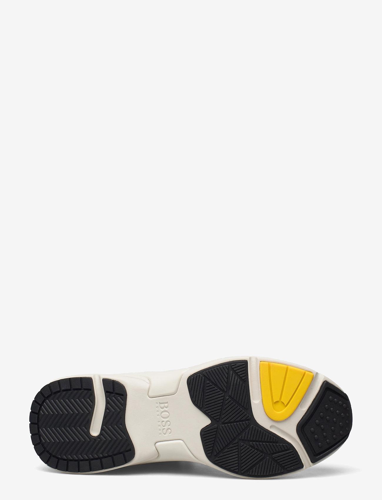 BOSS - Ardical_Runn_ltpr - låga sneakers - open yellow - 4
