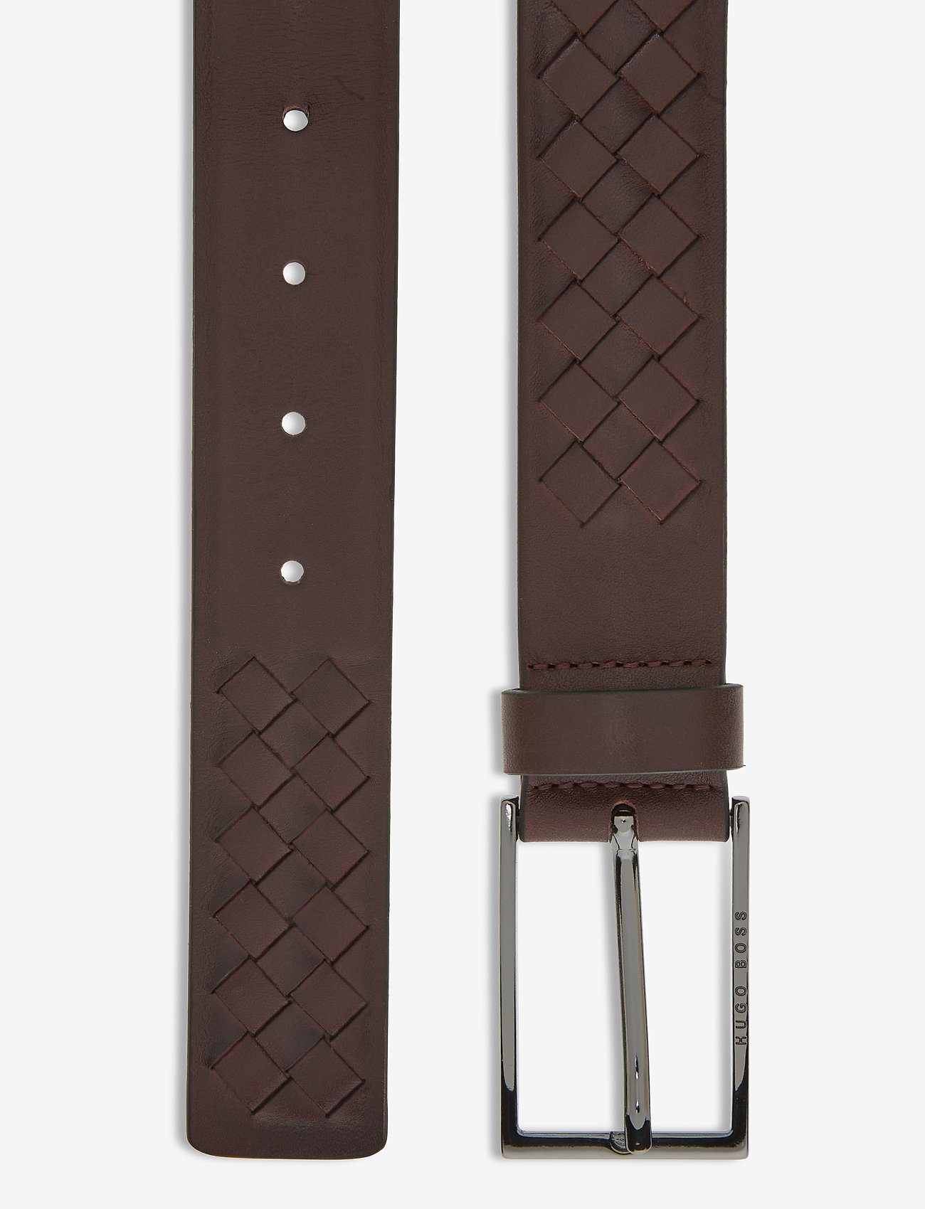 BOSS - Carmello-Wn1_Sz35 - ceintures classiques - dark brown - 1