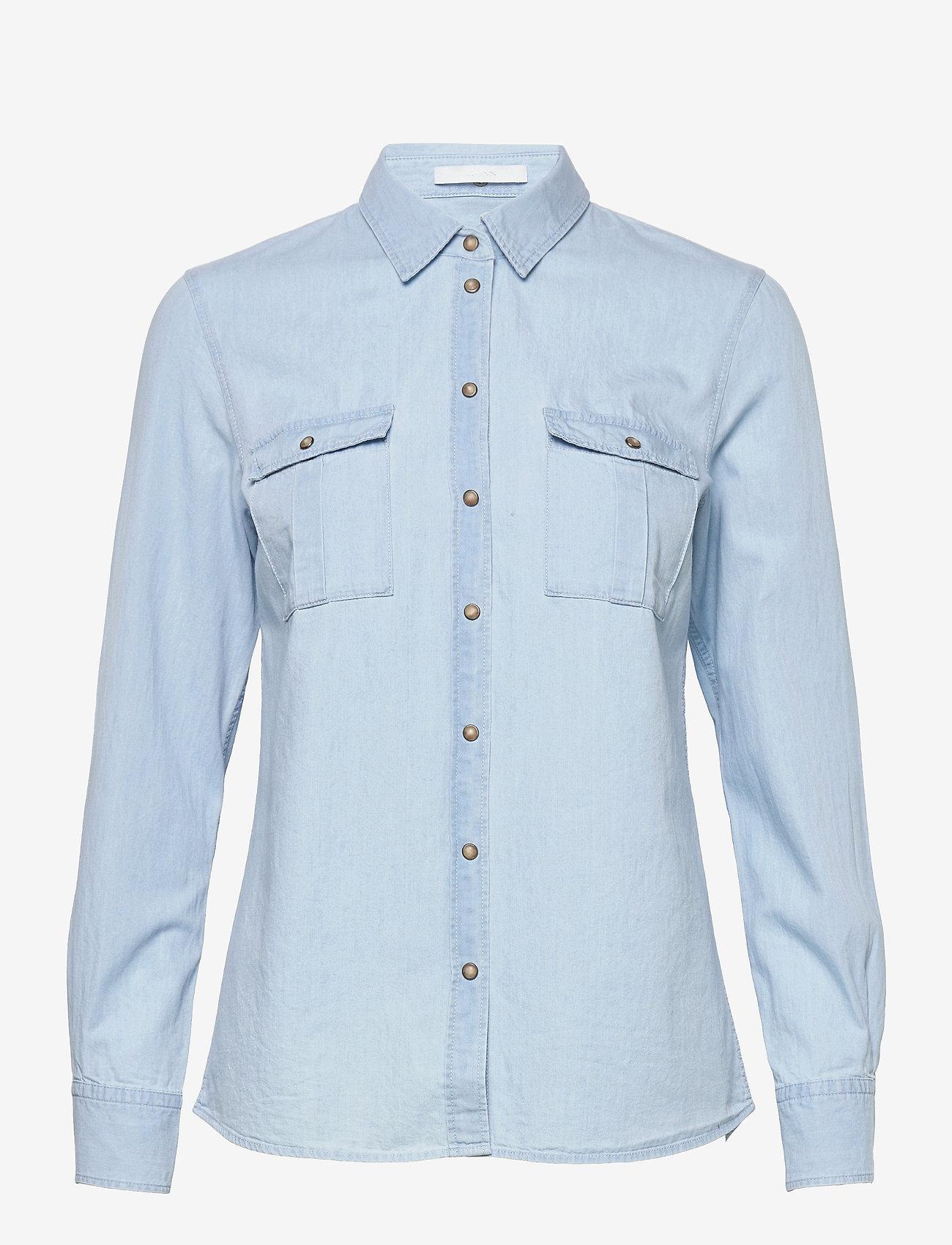 BOSS - Berts - chemises à manches longues - light/pastel blue - 0