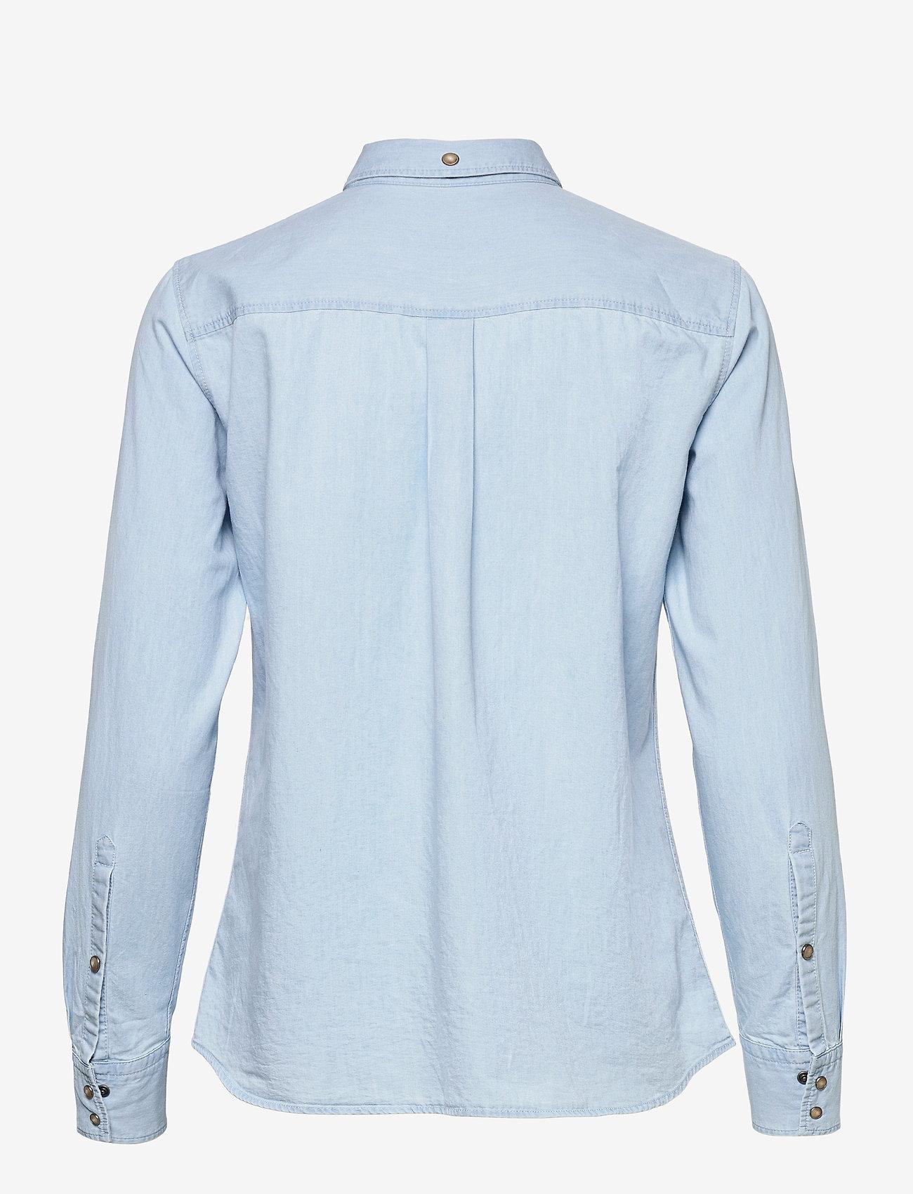 BOSS - Berts - chemises à manches longues - light/pastel blue - 1