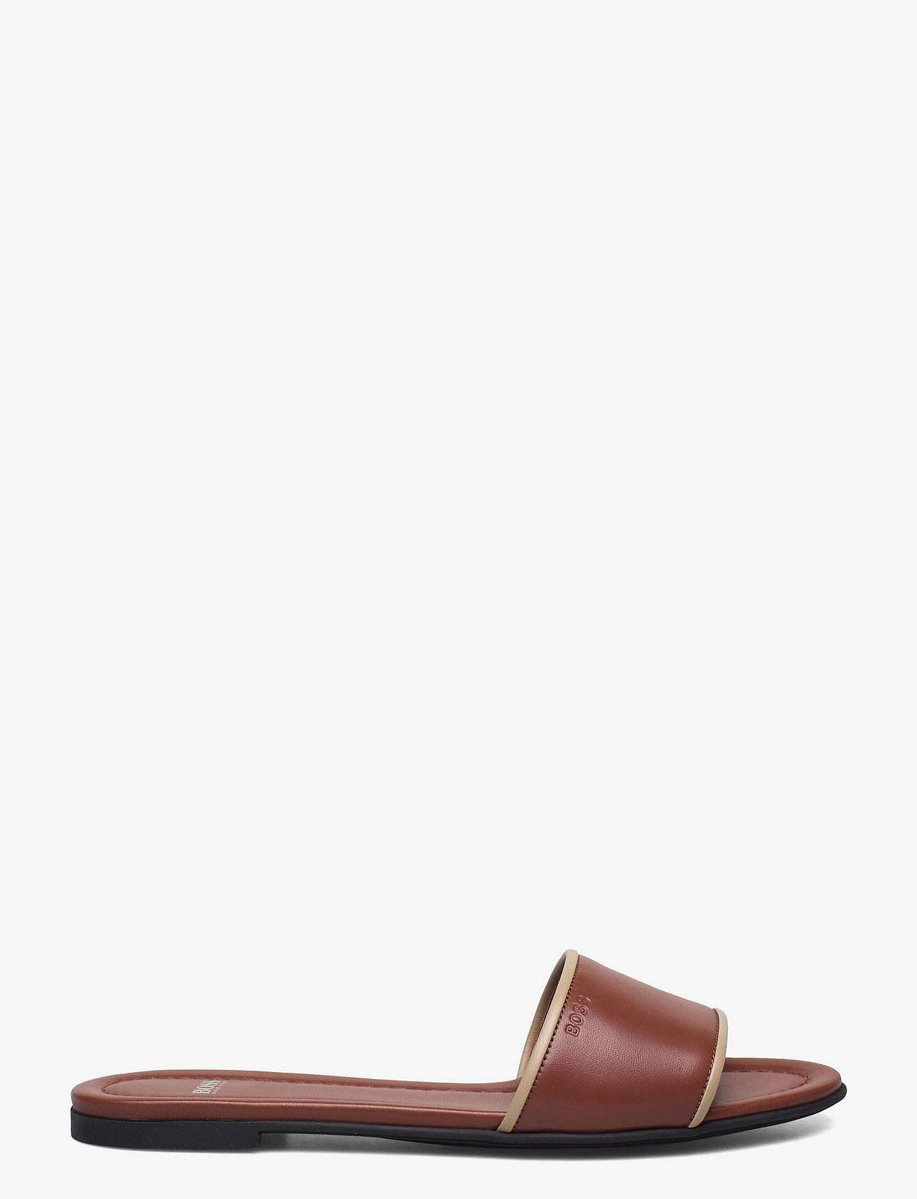 BOSS - Lory Slide-N - sandales - rust/copper - 1