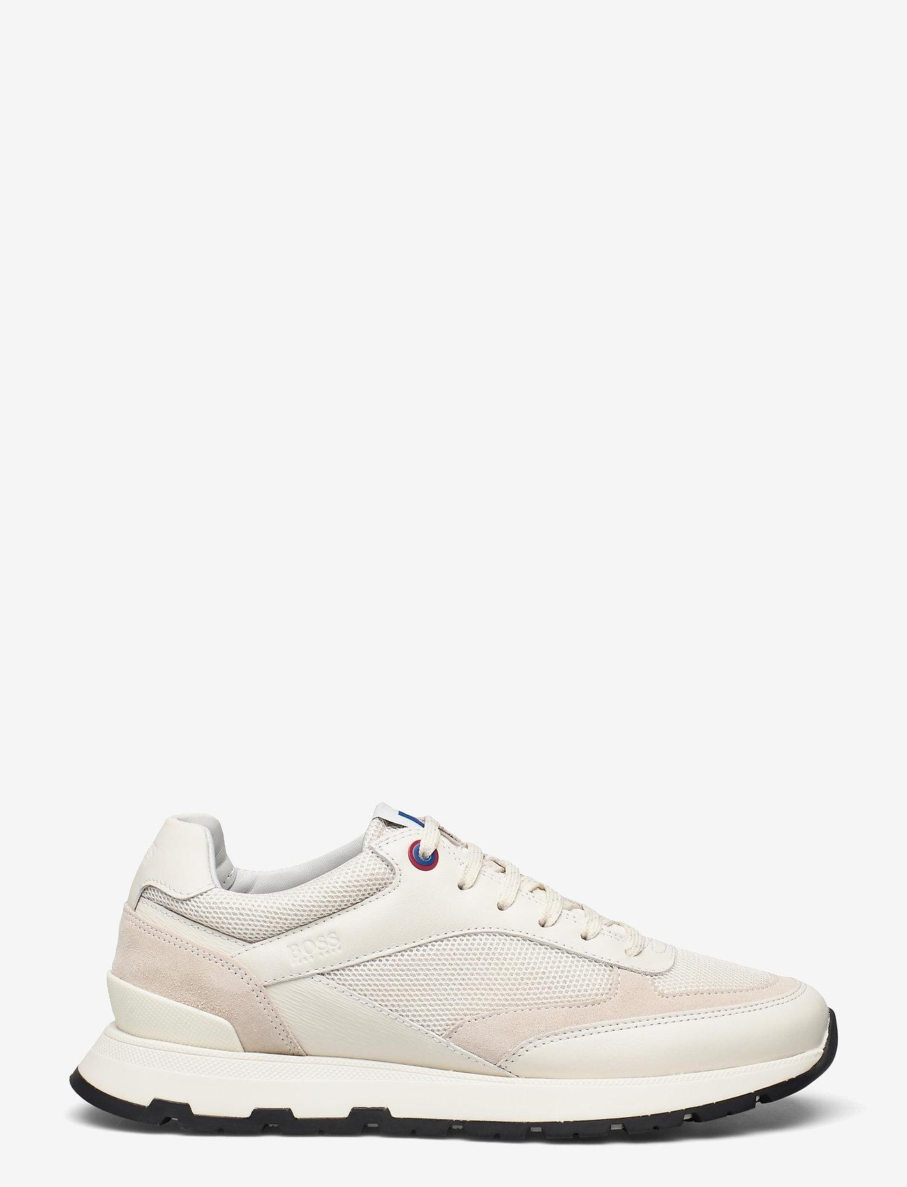 BOSS - BOSS x Russell Athletic Arigon_Runn_RA - låga sneakers - open white - 1