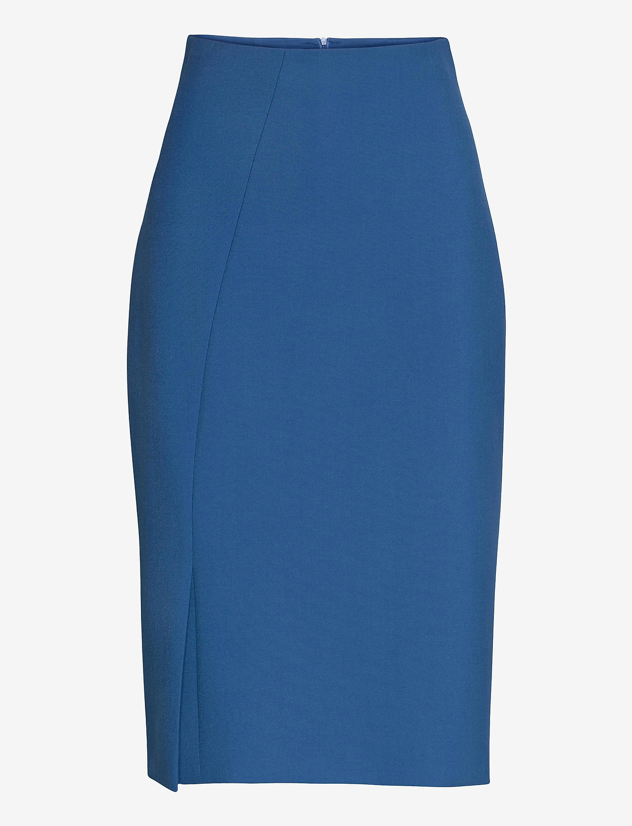 BOSS - Vianno1 - jupes midi - open blue - 0