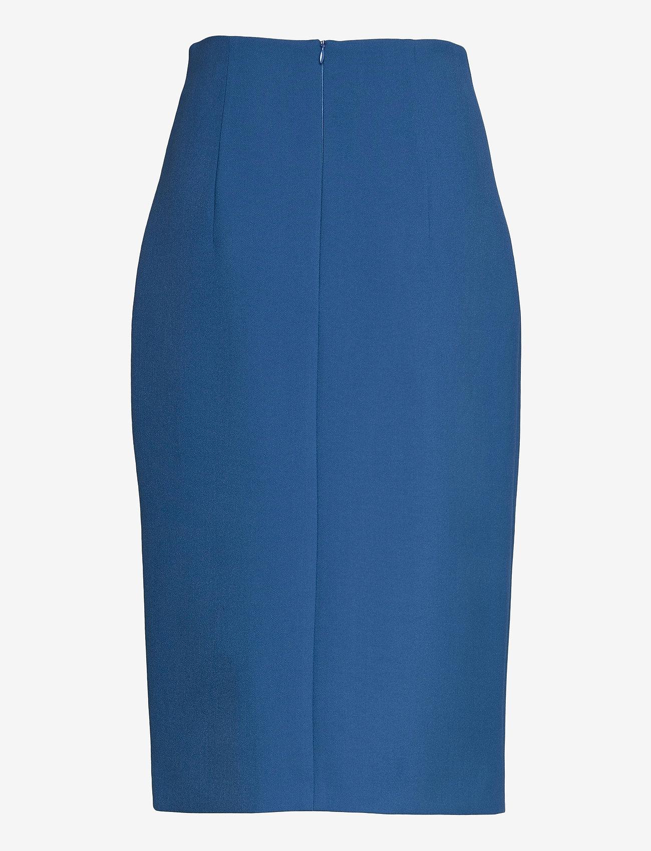 BOSS - Vianno1 - jupes midi - open blue - 1