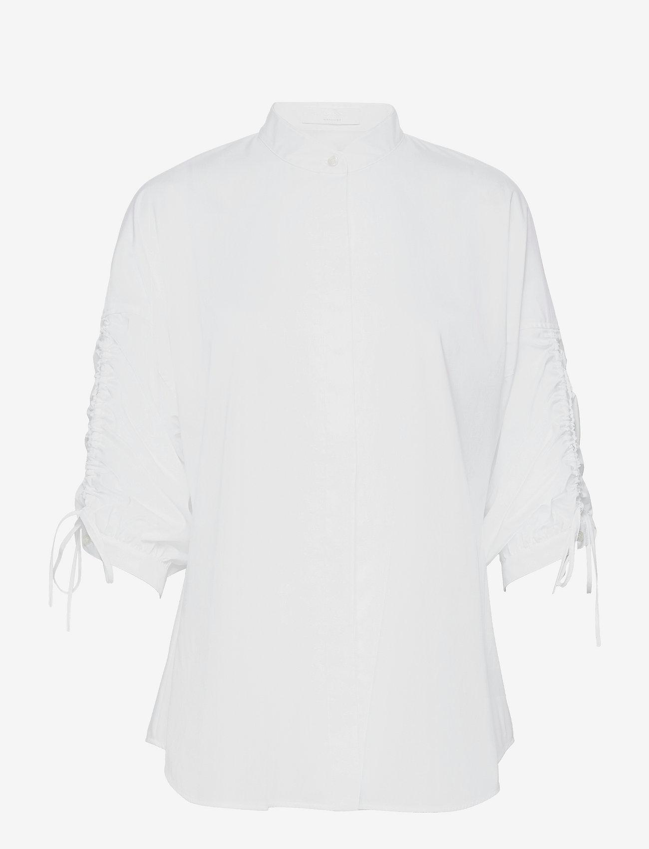 BOSS - Benima - langærmede bluser - white - 0