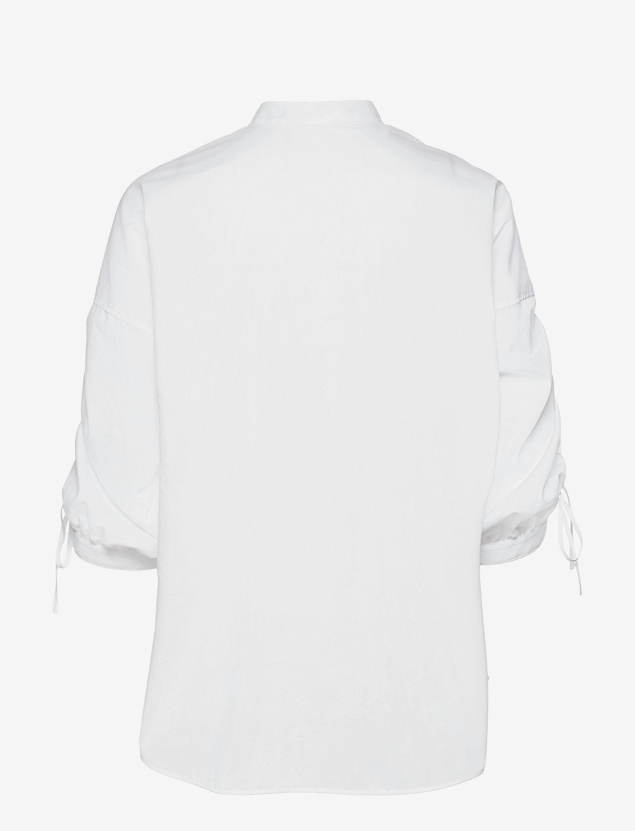 BOSS - Benima - langærmede bluser - white - 1