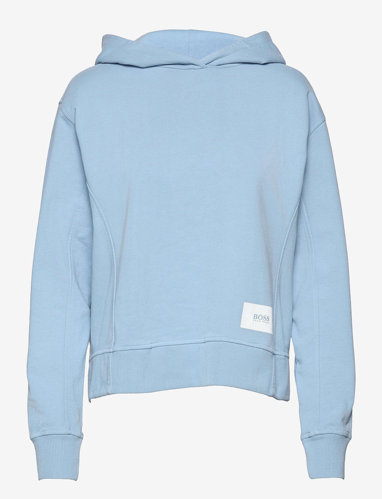 BOSS - Esqua - hættetrøjer - light/pastel blue - 0